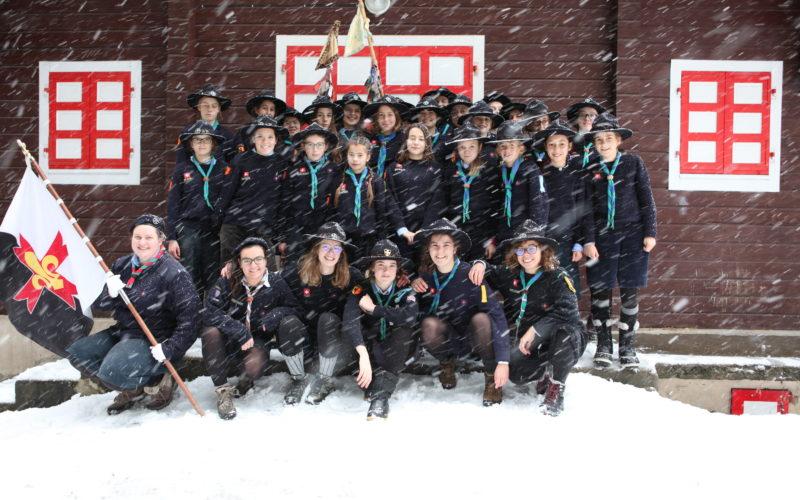 Séjour Scouts – Décembre 2018